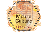 ETEC 565M – Mobile Education