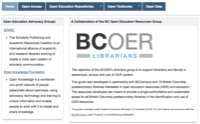 Open Education Resource Guide
