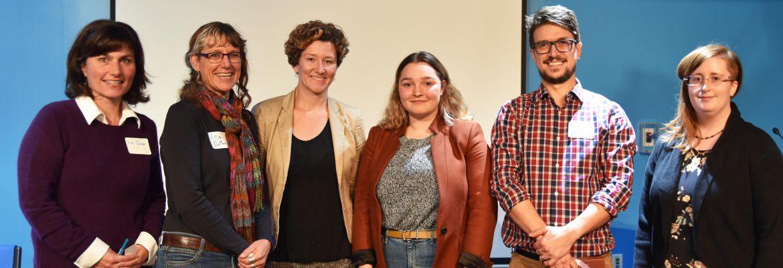 2017 Open Access Week Panel Members
