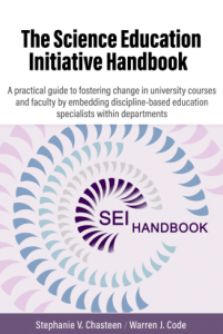 The Science Education Initiative Handbook