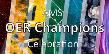 AMS Open Champions Celebration