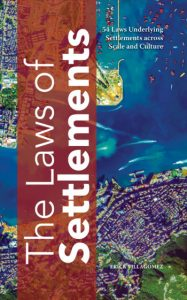 The Laws of Settlement – 54 Laws Underlying Settlements Across Scale and Culture