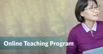 Online Teaching Program
